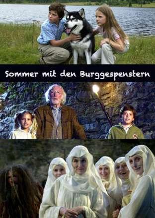 Sommer mit den Burggespenstern